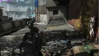 Ghost Recon Future Soldier Gameplay PC