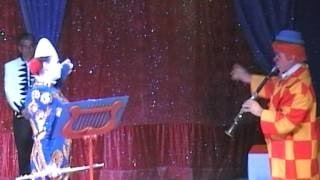 Le cirque Sébastien Zavatta et son nouveau spectacle de Clowns