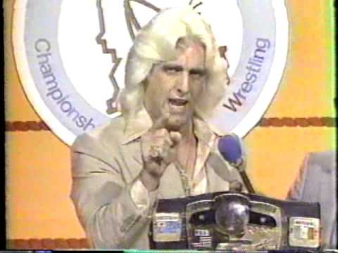 Tommy Rich & Ric Flair
