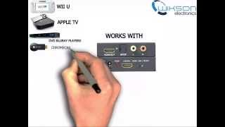 How to extract audio from HDTV