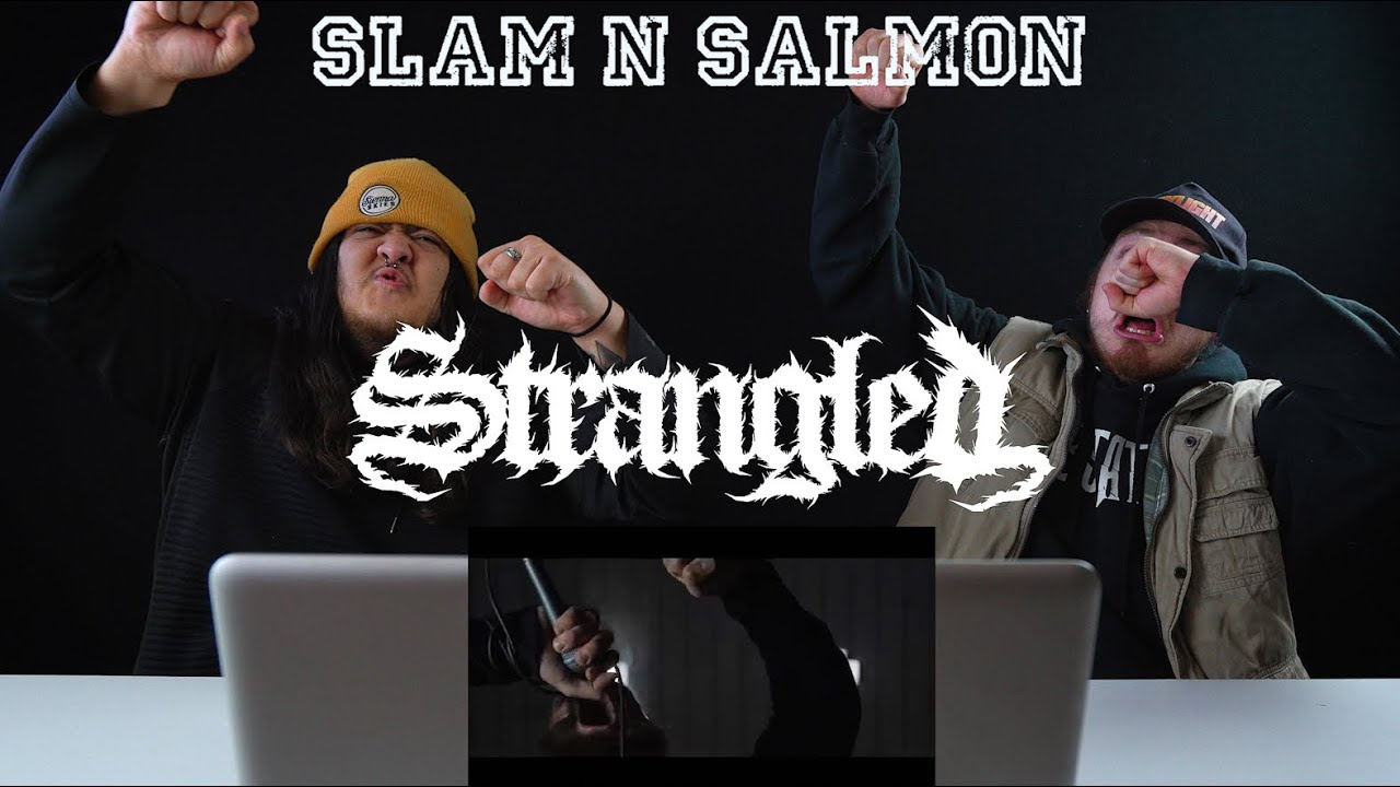 Download STRANGLED - SLEEP (Official Music Video) REACTION!