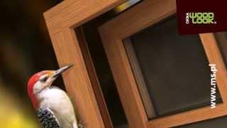 Okna PCV Wood Look. Estetyka okien drewnianych i zalety okien PCV.