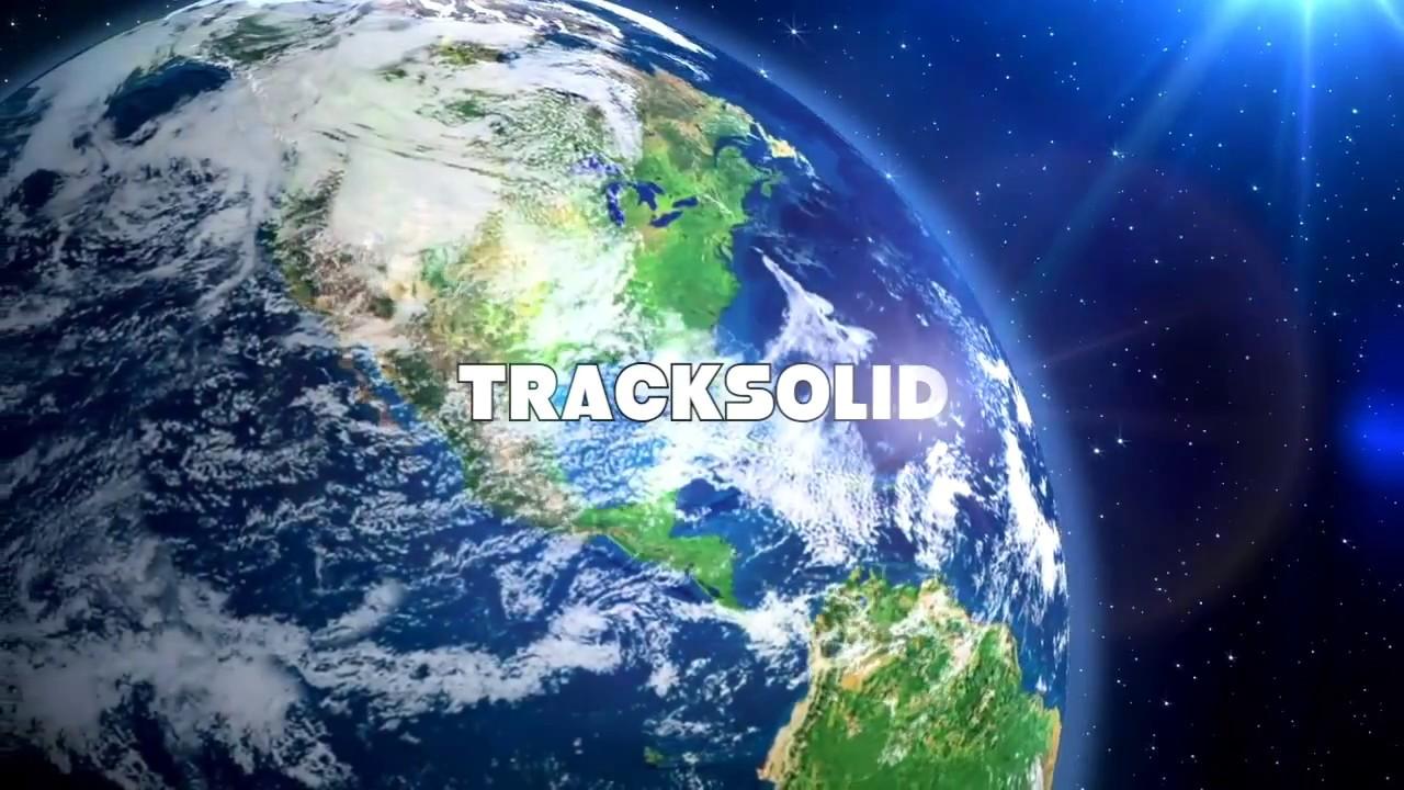 tracksolid APP operation instruction