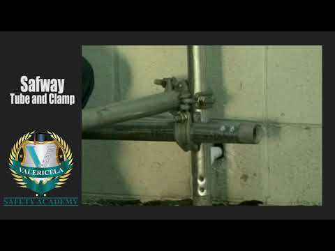 Safway Tube and Clamp