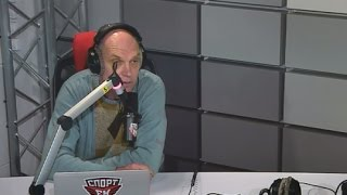 Александр Бубнов опять поругался с ведущим Спорт FM и ушел из студии