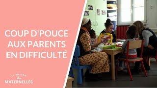Coup d'pouce aux parents en difficulté - La Maison des maternelles #LMDM