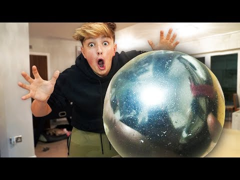 I Made the WORLD'S LARGEST Aluminium Foil Ball... (Mirror-Polished Japanese Foil Ball Challenge)