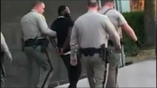 BREAKING NEWS!!! Adrien Broner Arrested Outside of the Tyson Fury and Deontay Wilder Weigh-in