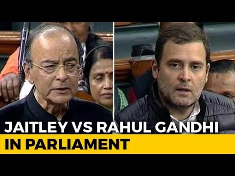 """If Not Anil Ambani, Can I Say AA, Ma'am?"" Rahul Gandhi During Debate"