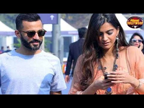 Thumbnail: Anand Makes His Love Public For Sonam Kapoor | Bollywood News