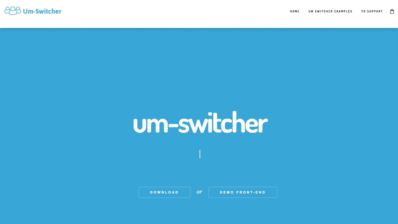 Um-Switcher | Sell subscriptions for Ultimate Member powered by Woocommerce