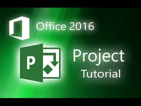 Microsoft Project Full Tutorial For Beginners Overview
