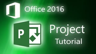 Microsoft Project 2016 - Full Tutorial for Beginners [+Overview] - 13 MINS