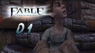 Fable Anniversary #1 - Wie alles begann - Gameplay Deutsch/German