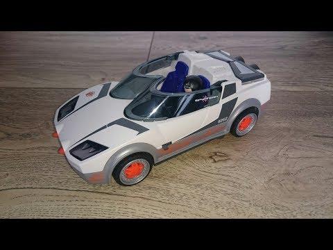 Playmobil Top Agents Spy Racer Fly Mode 9252 car Auto Jet Flugzeug Spy Team Top Agenten Deutsch