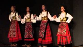 NA CETINJE O PETROVU DANU ; PJEVA ; MILIJA KOSOVIC