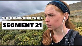 The Colorado Trail, Segment 21: San Luis Pass to Spring Creek Pass (mile 343 - 357.8)