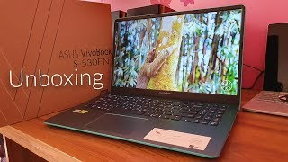 ASUS VivoBook S530FN - Unboxing