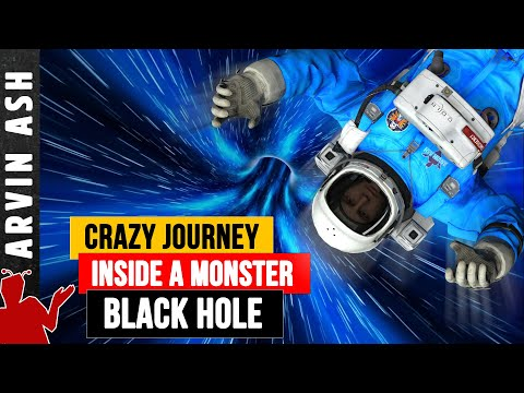 inside-a-black-hole:-what's-beyond-the-event-horizon?-other-universes?