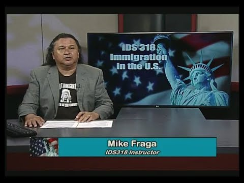 IDS318 Immigration in the United States #03 Fall 2017