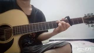 Yêu Nhau Nửa Ngày  || Guitar Cover