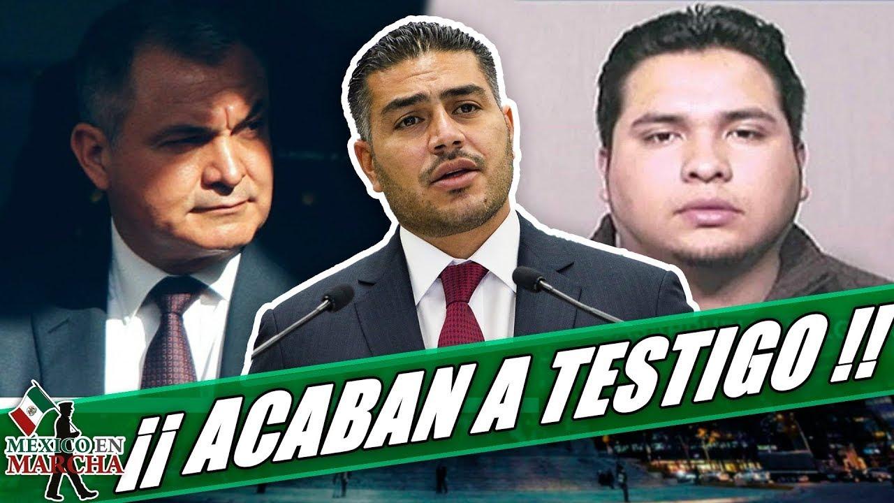 Eliminan En Hospital a Testigo Clave De Caso Guerrero Que Iba a Confesar Cuanto Pagaban a Harfuch!!