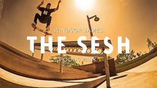 The Sesh: Windsor James at Poods Park