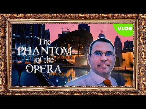 Operadaki Hayalet – Dubai Opera Binası – FMU Vlog #16