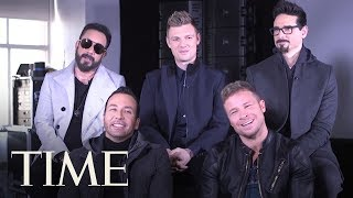 The Backstreet Boys Explain How They're Still On Top After 25 Years | TIME