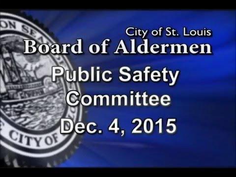 Public Safety - December 4, 2015