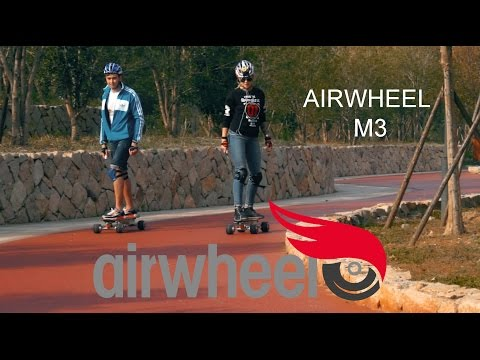 AirWheel M3 - Electric SkateBoard