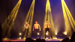 """Театр танца """"Искушение""""  Шоу под дождем"""