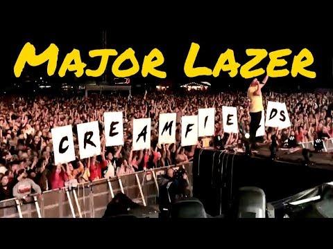 [FULL SHOW] Major Lazer LIVE at Creamfields Festival 2018