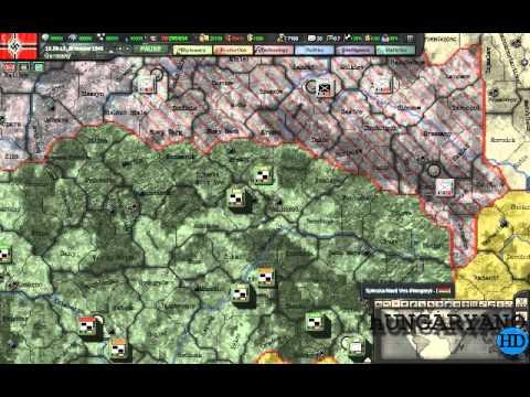 Hearts of Iron III - Semper Fi gameplay |