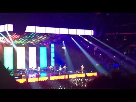 Bruno Mars 24 K Magic Tour- Finesse