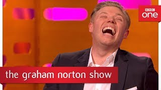Rob Beckett sold Graham Norton a bag of poo - The Graham Norton Show - BBC One
