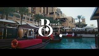 Why Brunch at Jumeirah Mina A'Salam?