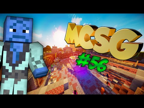 Minecraft: Survival Games [MCSG] - Best PvPer? (E56) w/ Shaders
