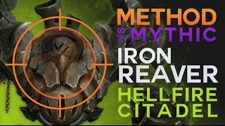 Method vs Iron Reaver Mythic