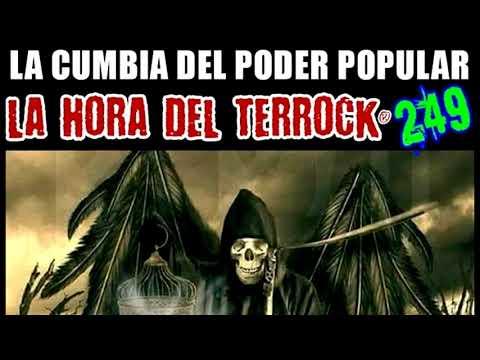 RIPIO en La hora del terrock Radio / Santiago de Chile
