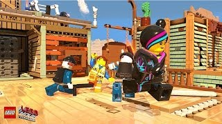 CGR Undertow - THE LEGO MOVIE VIDEOGAME review for Xbox 360