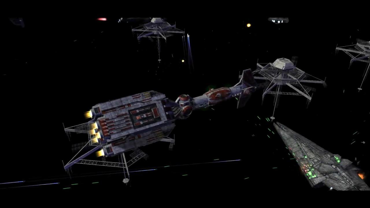 Star Wars Old Republic At War Galactic Republic Gameplay Part - Star wars old republic us map