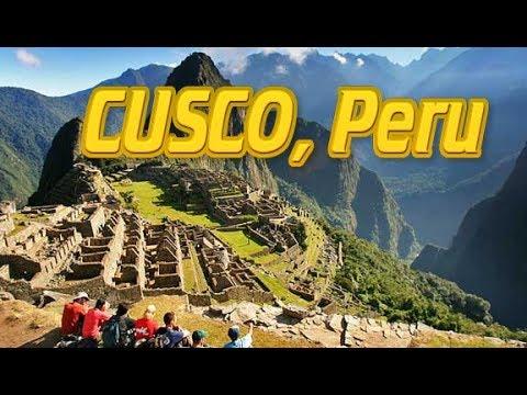 Must do travels - CUSCO, Peru