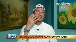 Di Balik Pelaporan Megawati Soekarnoputri