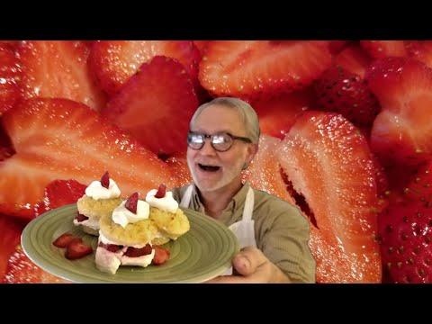 gÂteaux-sablÉs-cÉto-aux-fraises-&-À-la-crÈme-chantilly-sans-sucre-sans-gluten-low-carb