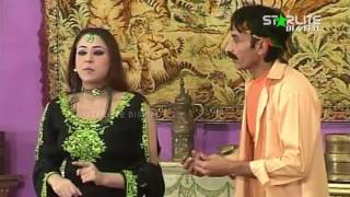 Iftikhar Thakur and Asif Iqbal New Pakistani Stage Drama Full Comedy Clip