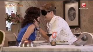 Season 7 (Lida & Dima) First Kiss