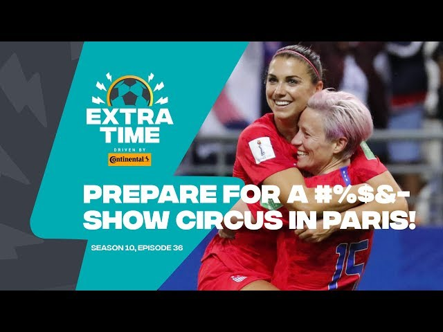 USA-France: Biggest match in Women's World Cup history?