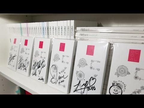[이달의소녀 콜렉션] Complete LOONA Album, Photocard, Poster, Rare & Signed Merchandise Collection
