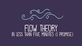 What is Flow Theory? What does this mean for our students?